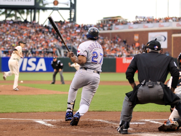 World Series Woes for Rangers