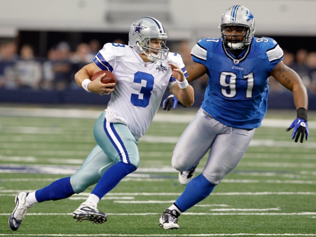Images: Dallas Cowboys Pounce on the Detroit Lions