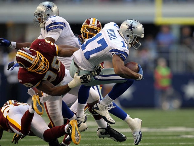 Cowboys Win Final Home Game Against Redskins