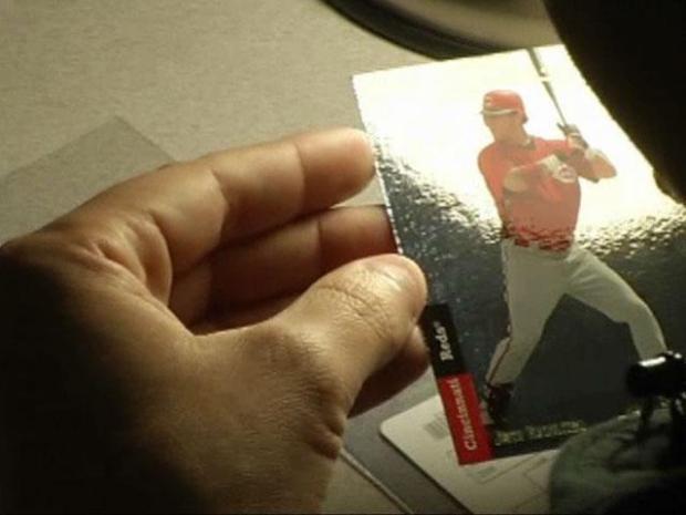 [DFW] Texas Rangers Baseball Cards Go Up in Value