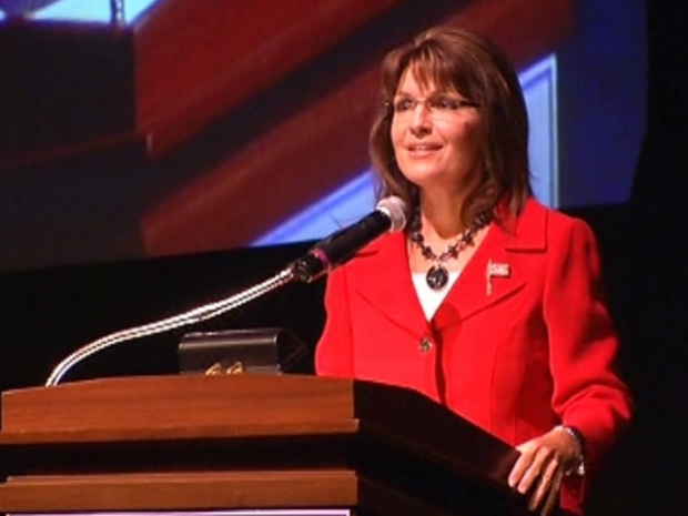 [DFW] Palin Attends Event in Dallas