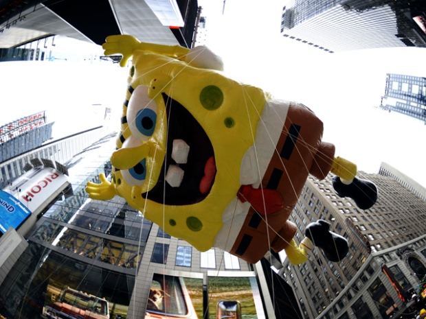 [NATL] The 84th Annual Macy's Thanksgiving Day Parade in Photos