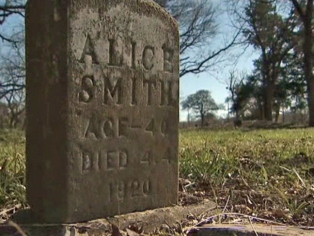 [DFW] Saving a Historic Cemetery