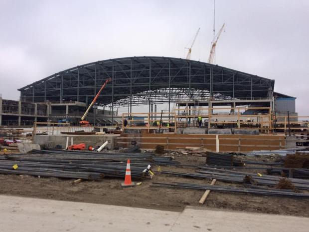 Photo Tour of the Cowboys Future Headquarters The Star