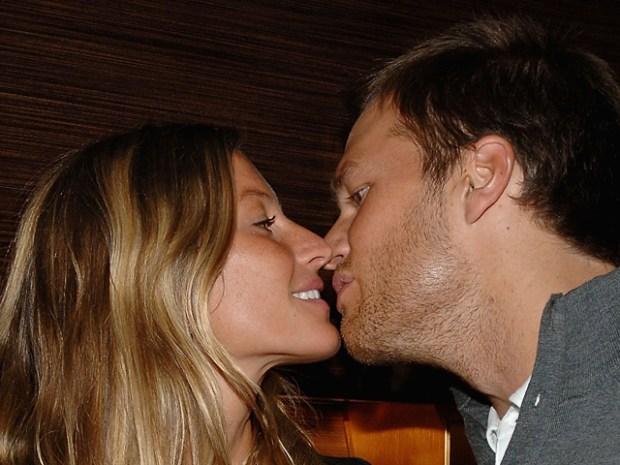 Gisele and Brady Married!