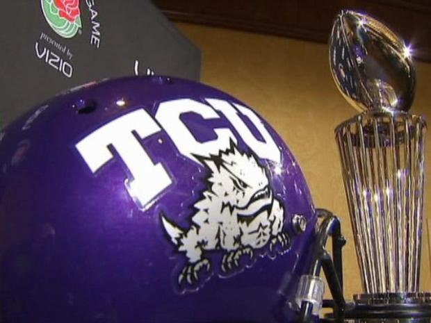 [DFW] TCU Favored to Win Rose Bowl