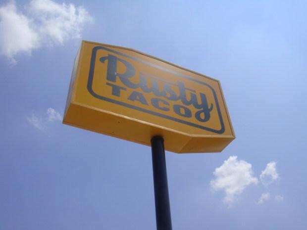 Where We Were: Rusty Taco