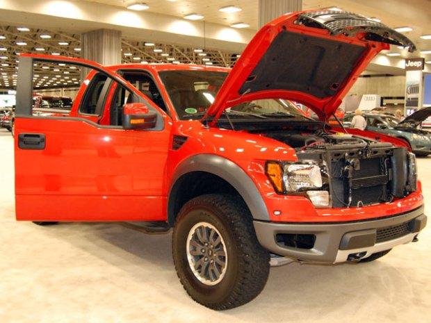 Cars of the 2010 Dallas Auto Show