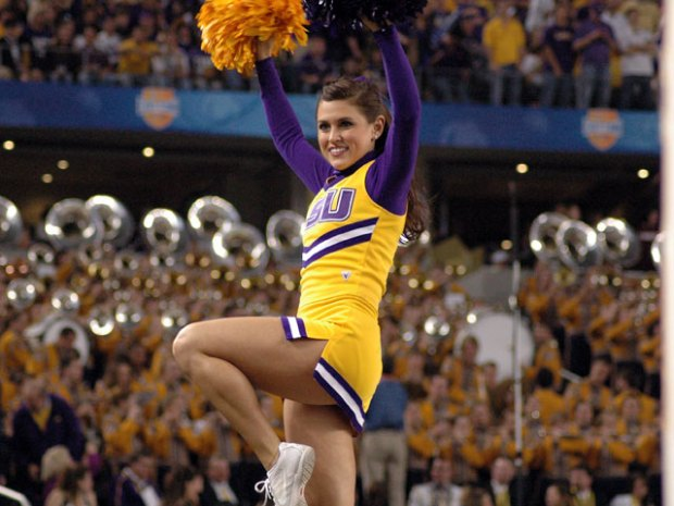 Images From the Sideline: Tigers Roar in 75th Cotton Bowl
