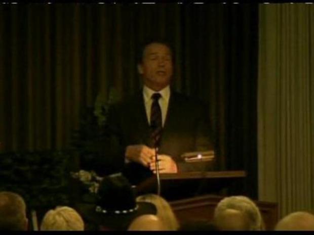 [LA] Tony Curtis Always Encouraged Schwarzenegger