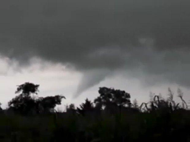 Tornado near Waxahachie