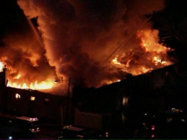 [DFW] Blaze Destroys Four Well-Known Restaurants
