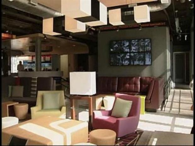 [DFW] RAW VIDEO: Aloft Hotel Opens