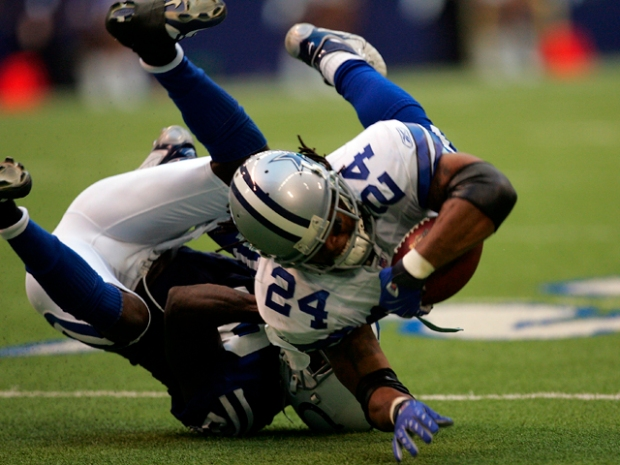Last Time They Met: Colts vs. Cowboys