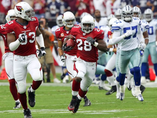 Last Time They Met: Cowboys vs. Cardinals