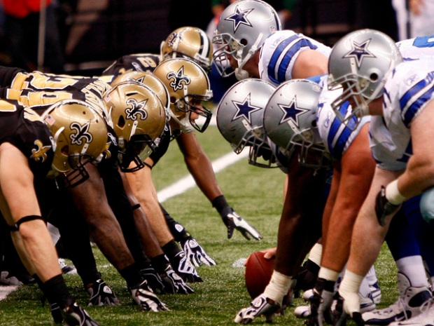 Last Time They Met: Saints vs. Cowboys