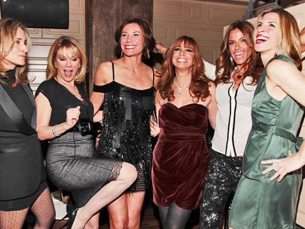 "Last Night in NY: ""Real Housewives"" Take Manhattan"