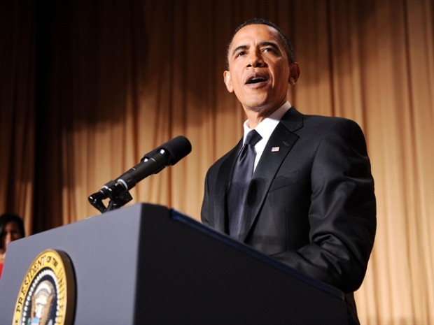 """[DC] Obama Wanted """"the Nobel Prize -- in Physics"""""""