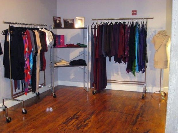 Photos: Abi Ferrin's Southside Showroom