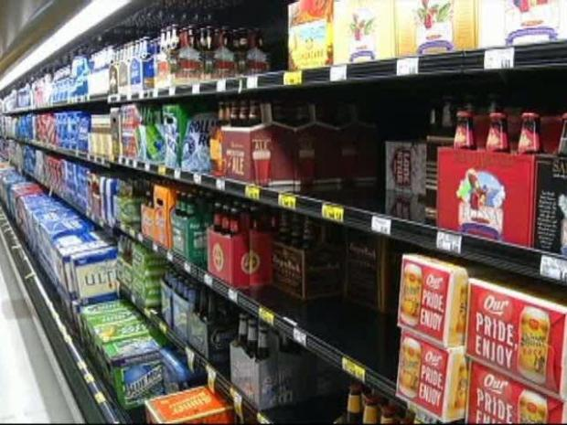 [DFW] Fight Is On To Thwart Alcohol Sales