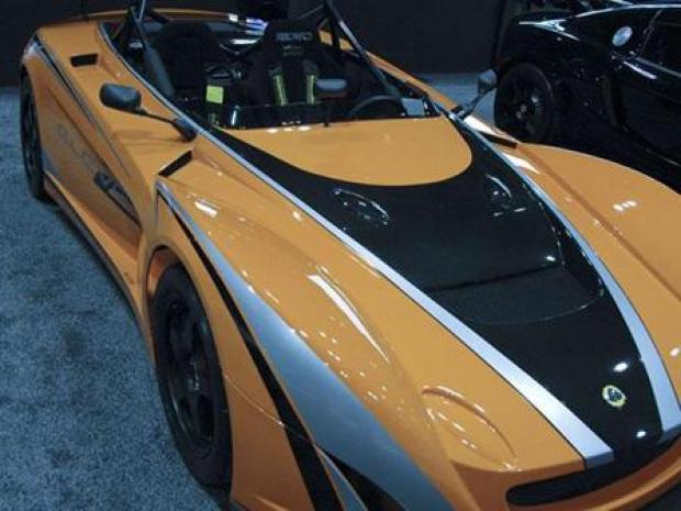 Dallas Auto Show >> Auto Show Rolls Into Fort Worth Nbc 5 Dallas Fort Worth