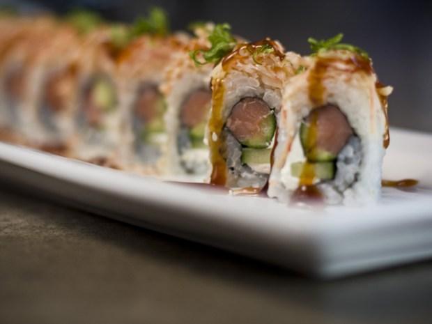 Where We Were: Blue Sushi Sake Grill
