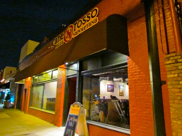 [FEAST EAT DFW] Il Cane Rosso Opening Night
