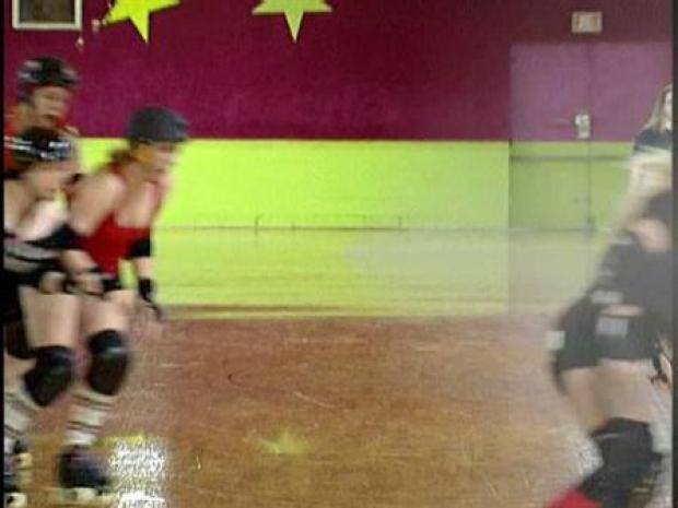 [DFW] Dallas Derby Devils in Action