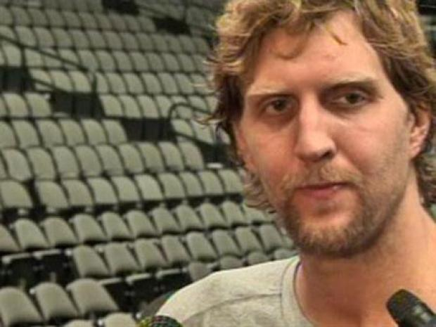[DFW] Dirk Addresses Personal Problems