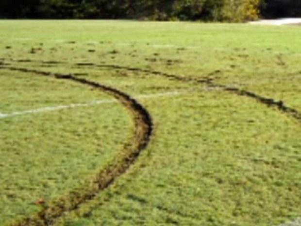 [DFW] Vandals Cause Park Problems