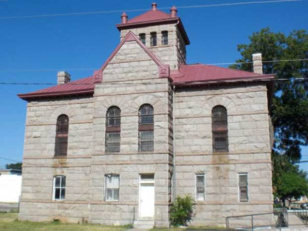 2010 Texas' Most Endangered Places