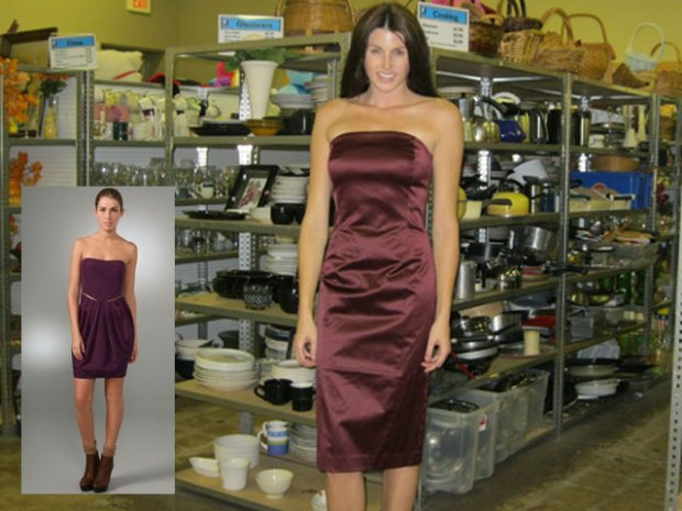 Photos: Goodwill Glamour For Under $10