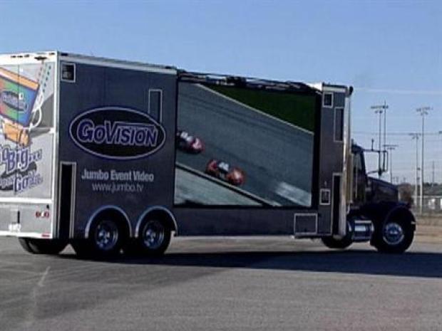 [DFW] Keller Company Provides Inauguration Big Screens