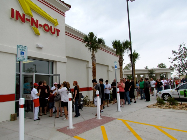 [FEAST EAT DFW] In-N-Out Allen Opening