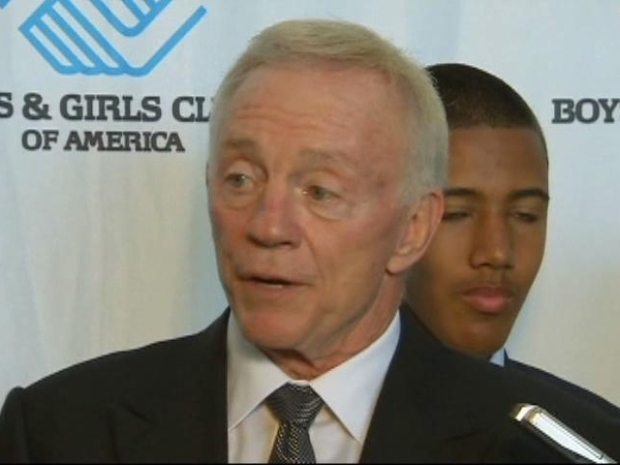[DFW] The Boys and Girls Club good for Jerry Jones