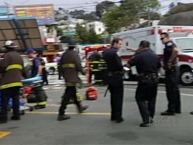 [BAY] Muni Driver Not Following Normal Procedure: NTSB