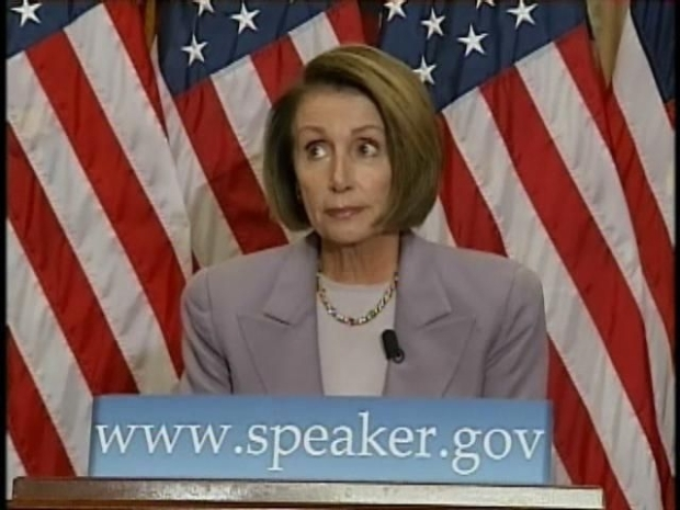 [BAY] RAW VIDEO: Nancy Pelosi on Danger of Current Rhetoric