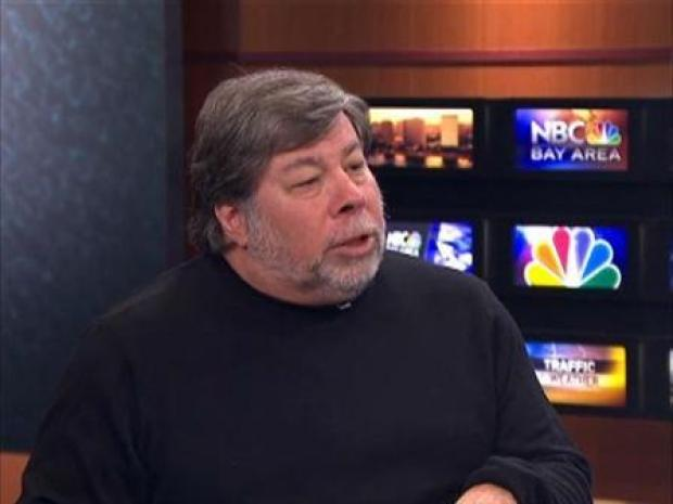 [BAY] Woz Talks About Jobs' Health on Press Here