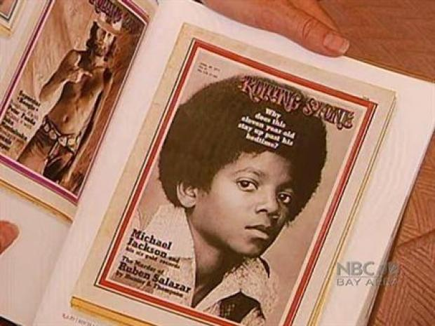 [BAY] Young Michael From Rolling Stone Reporter's Eyes