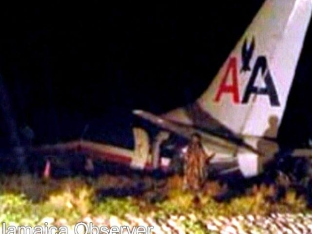 [NEWSC] Crash Landing in Jamaica