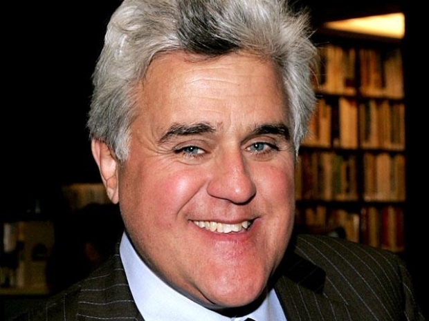"[NEWSC] Jay Leno: ""This is Really Not That Hard a Job"""