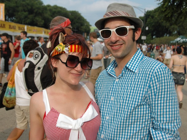 Express Yourself: Lolla Fashion