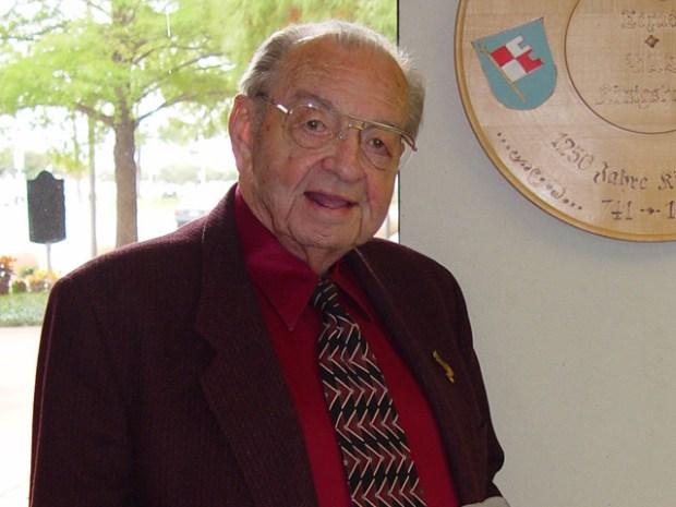 Remembering Tom Vandergriff