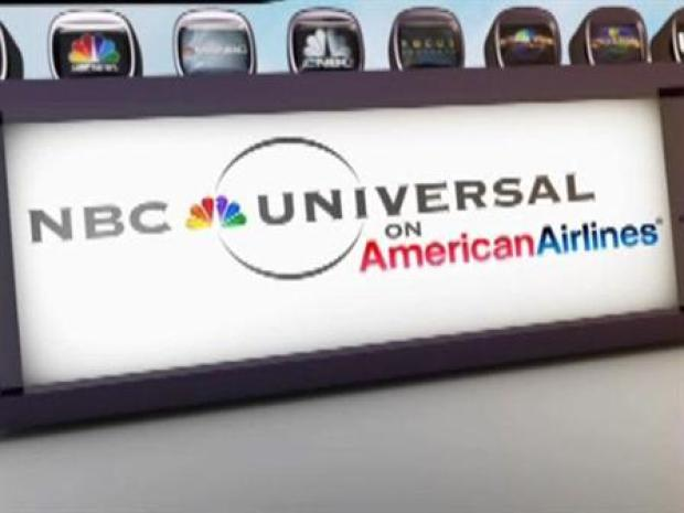 [DFW] NBC Universal Provides Inflight Entertainment