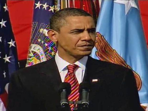 [DFW] President Obama Speaks at Fort Hood Memorial