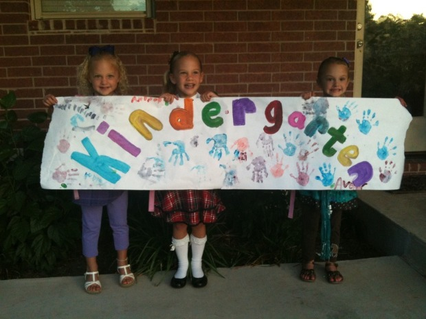 Where You Were: First Day of School Gallery Two