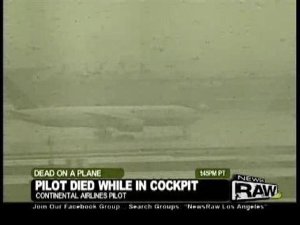 [LA] Aviation Expert Discusses Pilot Death
