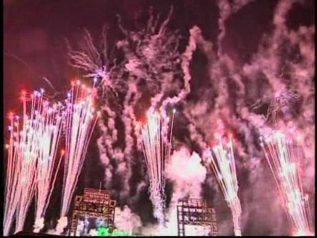 [PHI] Fireworks Explode as Phillies Go to the Playoffs