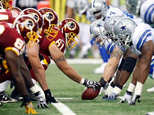 Cowboys Redskins Rematch