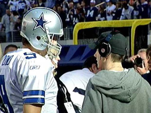 [DFW] On The Sidelines: Eminem and Romo